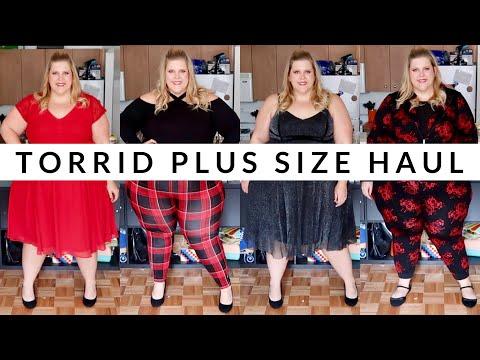 Vlogmas Day 1: Torrid  Plus Size Haul/. http://bit.ly/2HOChP6