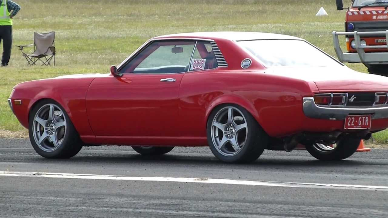 2015 Toyota Celica >> Toyota Nationals 2013, Drags, TA22 GTR - YouTube