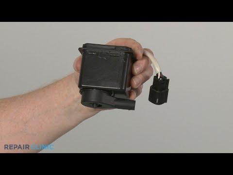 Circulation Pump - KitchenAid Ice Machine (Model KUID508ESS2)