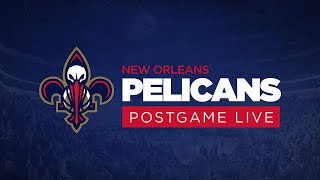 LIVE: Pelicans-Bucks Postgame with Stan Van Gundy, Pelicans players 2-25-21