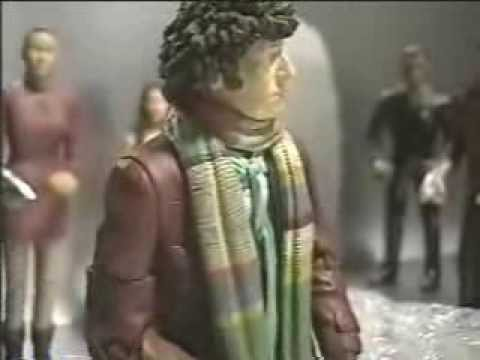 """Doctor Who 4th Doctor """"Cyber Evolution"""" Pt.1"""