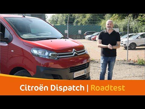 2019 Citroën Dispatch Review - In-Depth Roadtest | Vanarama.com