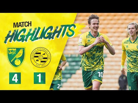 Norwich Reading Goals And Highlights