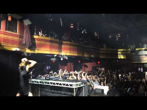 """Seven Lions at Webster Hall NYC - March 5, 2015 """"Lose Myself"""" Live"""