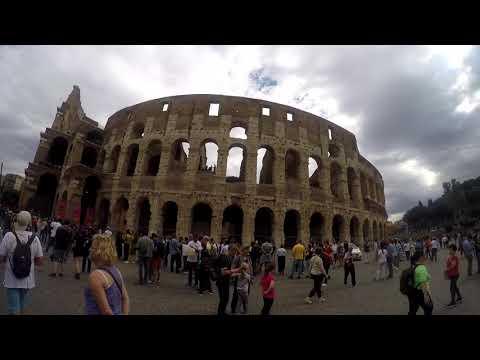 Italy September 2018. Rome, San Marino