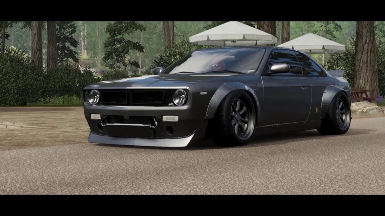 Forza Horizon 4 I S14 BOSS-KIT