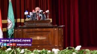 جابر عصفور: 'المجتمع حرم الأميرة فاطمة من حضور افتتاح جامعة القاهرة'.. فيديو
