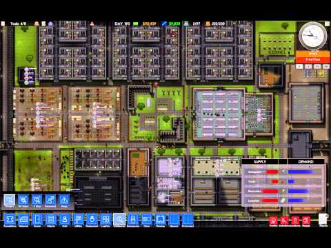 Prison Architect Alpha 35