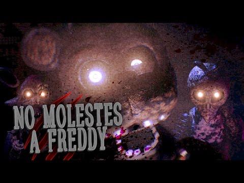 TJOCR: NO MOLESTES A FREDDY (Nueva Actualización) - Five Nights at Freddy's Fan Made