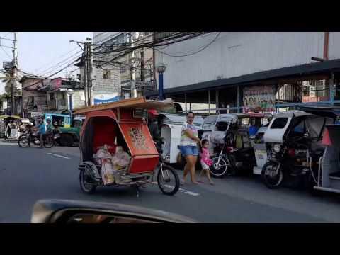 Driving Metro Manila's busy traffic