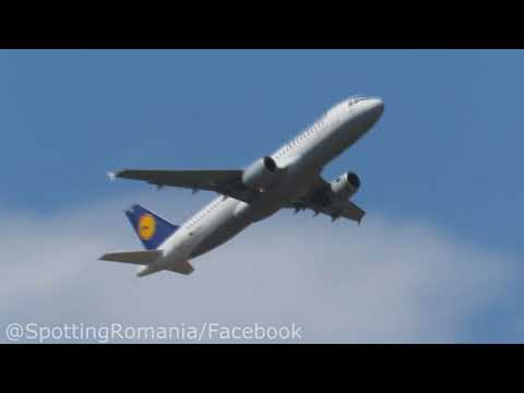 Departures from OTP Bucharest Airports/Wizzair/Germanwings/KLM/Lufthansa/BlueAir