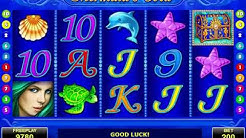 Mermaids Gold video slot - online slotmachine by Amatic with Review