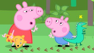 Peppa Pig Full Episodes | Nature Trail | Cartoons for Children