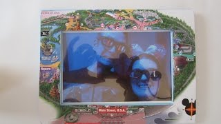 Make A Theme Park Map Picture Frame - Diy Home - Guidecentral