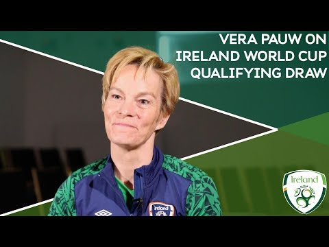 Vera Pauw gives her reaction to 2023 FIFA Women's World Cup Qualifying Draw
