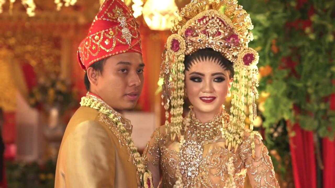 Resepsi Pernikahan Adat Banjar Akbari & Haura (Feb 9, 9) - YouTube