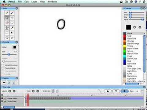 Pencil Animation Tutorial #1 *The Very Basics* - YouTube