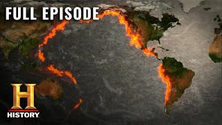 Inside the Ring of Fire | How the Earth Was Made (S2, E7) | Full Documentary | History