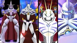 Evolution of Omnimon In Digimon Games (2000 - 2018)