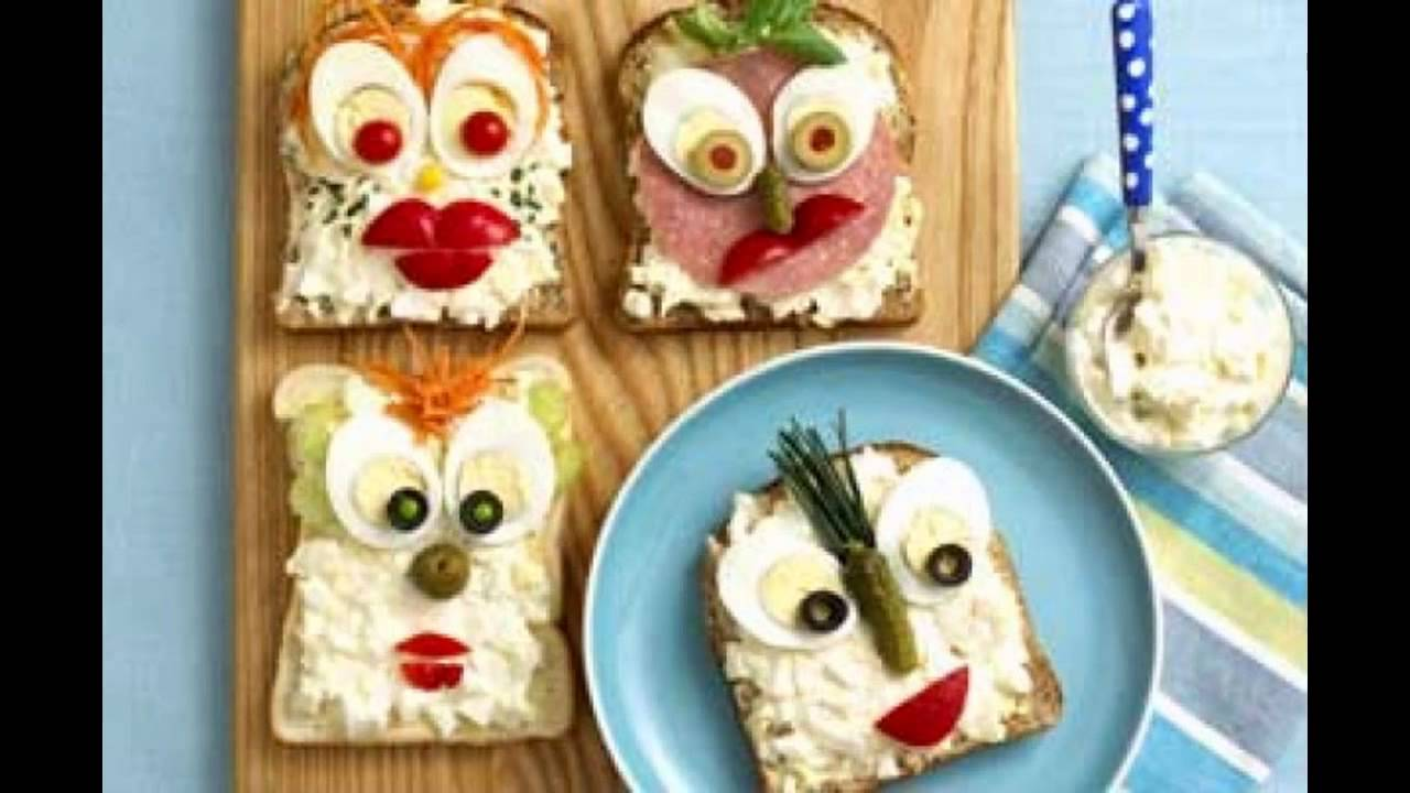 Food decorations ideas for kids party  Home Art Design