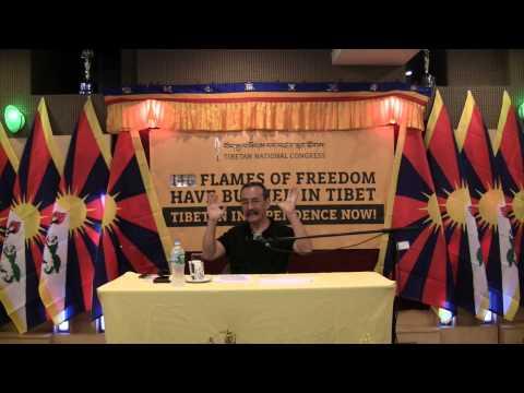 The History of Tibetan National Flag by Jamyang Norbu La