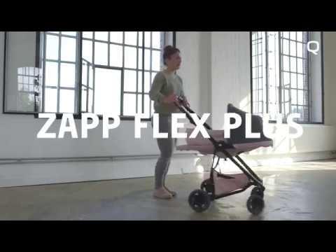 Ongebruikt Quinny Zapp FLEX+ (PLUS) - YouTube SO-24