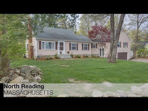 Video of 10 Chestnut Street | North Reading, Massachusetts real estate & homes by Janice Sullivan