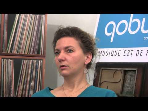 Ophélie Gaillard : interview vidéo Qobuz