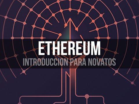 Ethereum en español para novatos