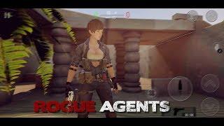 HOT NEWS 😻 :Rogue Agents high LIGHTS