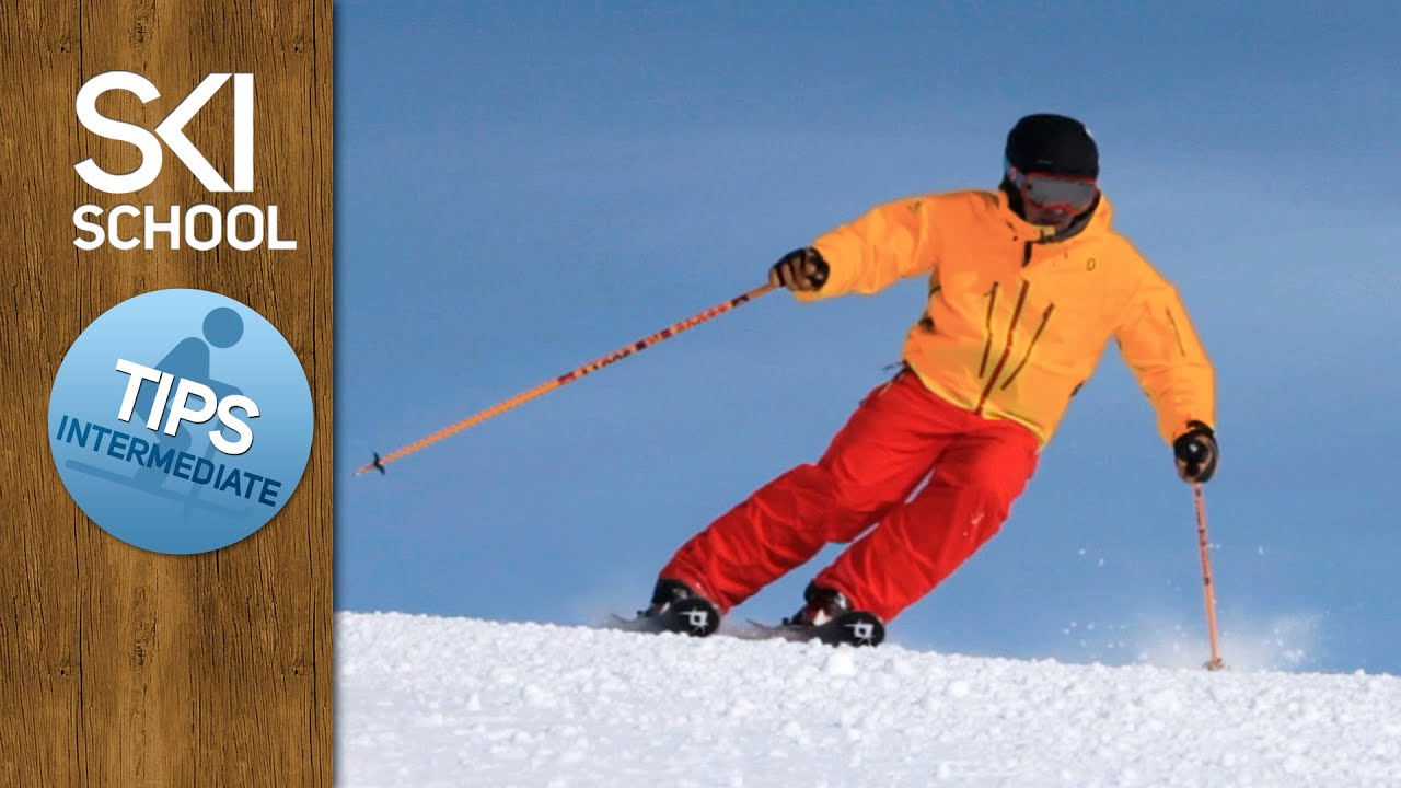 Carving seven deadly sins parallel skiing tips youtube