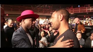 Floyd Mayweather Shows Kell Brook RESPECT, So Should You | TSS BOXING
