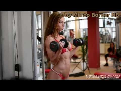 Female Fitness Motivation - Keep Going (Women Bodybuilding)