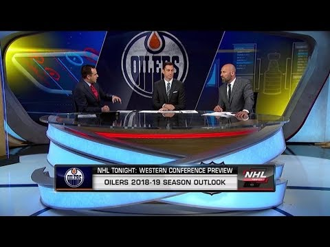 NHL Tonight: Season previews the 2018-19 Edmonton Oilers  Oct 1,  2018