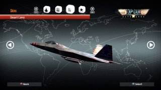 Top Gun: Hard Lock - All Aircraft