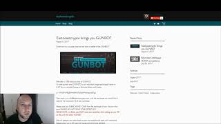 GUNBOT Automated Bitcoin Trading Bot Updated Download 2018