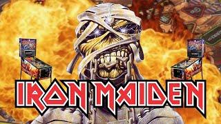 Unboxing the $7,500 Iron Maiden Premium Pinball Machine