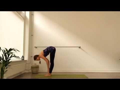 Yoga voor de armen