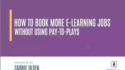 Book more e-learning voiceover narration work flyover