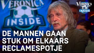 Trekt Johan Derksen N.E.C. uit het slop met Doen! commercial?