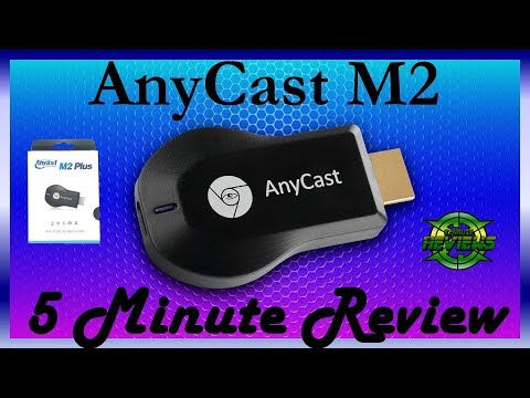 AnyCast Review | M2 Plus Wireless Display Receiver