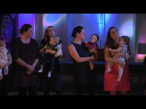 Swing Low Sweet Chariot -  Amazing Thula Mama mothers sing in concert with their babies