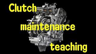 【FUN機車】YZF R1 Clutch maintenance teaching #R15 #R3 #R6 #R1