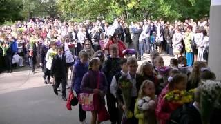 ГБОУ Школа №1191 1 сентября 2015 год (старшая школа)