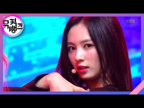 무릎을 탁 치고(Hands Up) - 체리블렛(Cherry Bullet)  [뮤직뱅크/Music Bank] 20200221