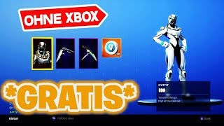 Fortnite EON SKIN without Xbox BILLIG get 🌟 How to do it . . . . . . . . . . . . . . . . . . . . . . . . . .