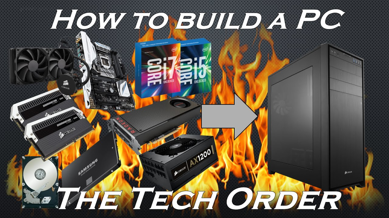 Tutorial how to build a pc basic pc assembly tutorial youtube tutorial how to build a pc basic pc assembly tutorial ccuart Image collections