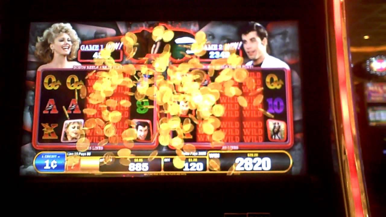 Grease Slot Machine