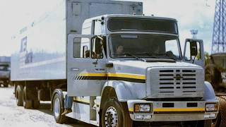 Сотрудничество Зил, Caterpillar и Kenworth. Как пытались создать супер грузовик.