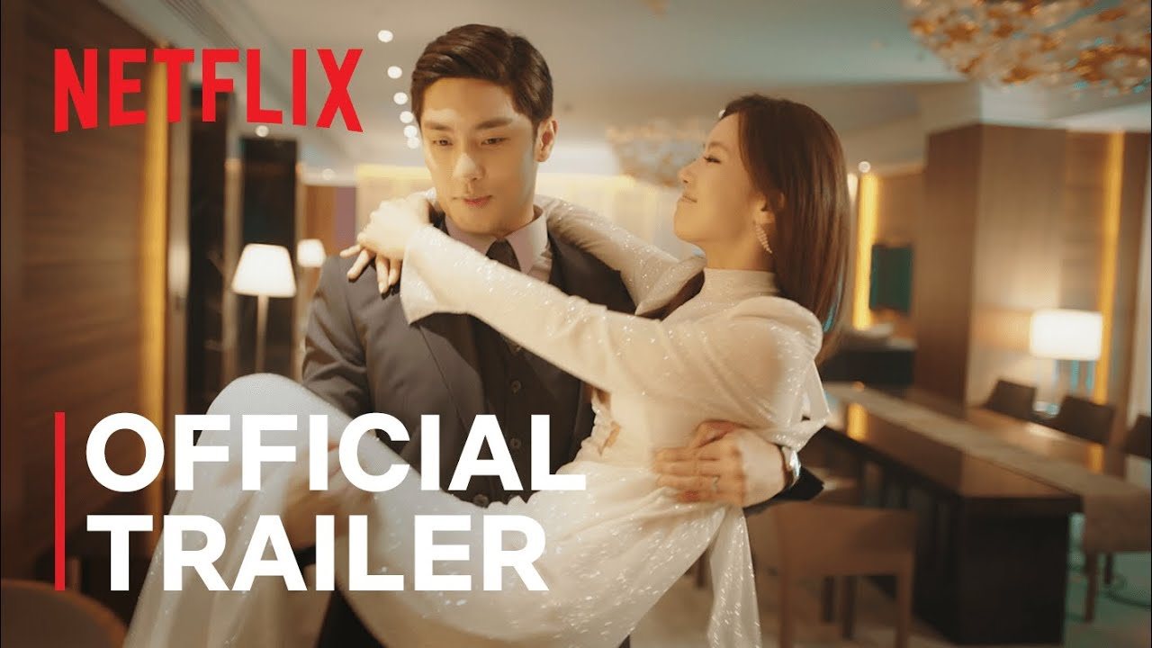 Official Trailer | Love (ft. Marriage and Divorce) | Netflix